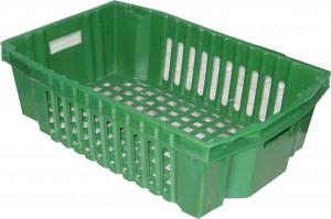 Отходы полиэтиленовых ящиков